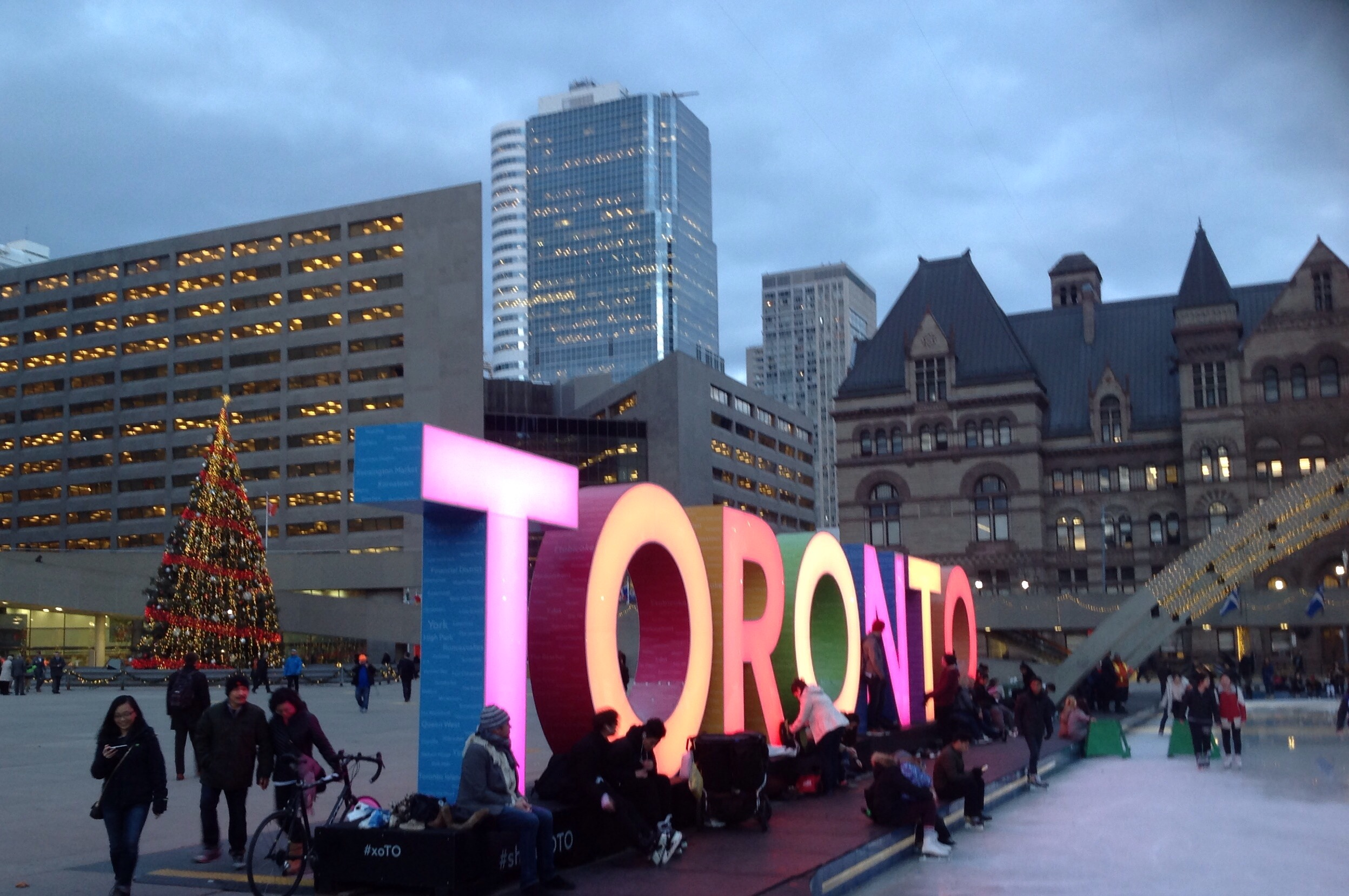 Ice Arenas In Toronto Img